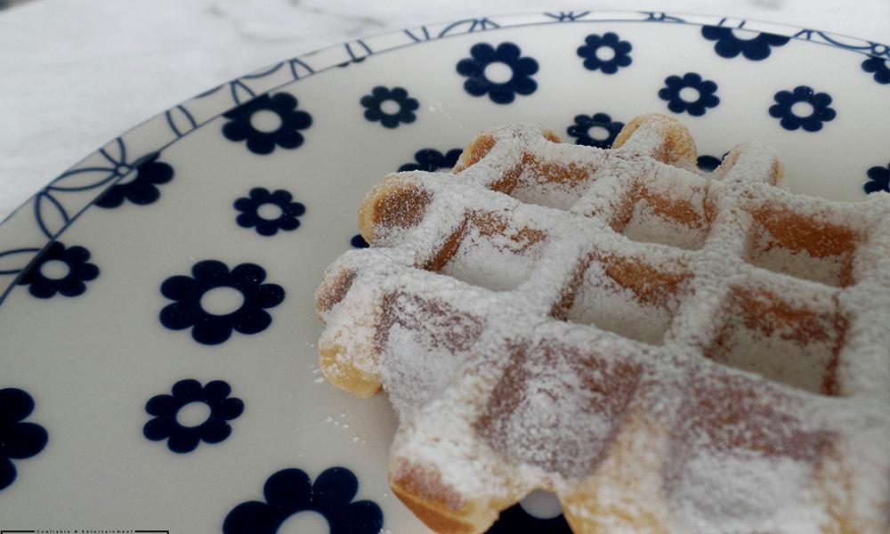Recept | Glutenvrije Wafels