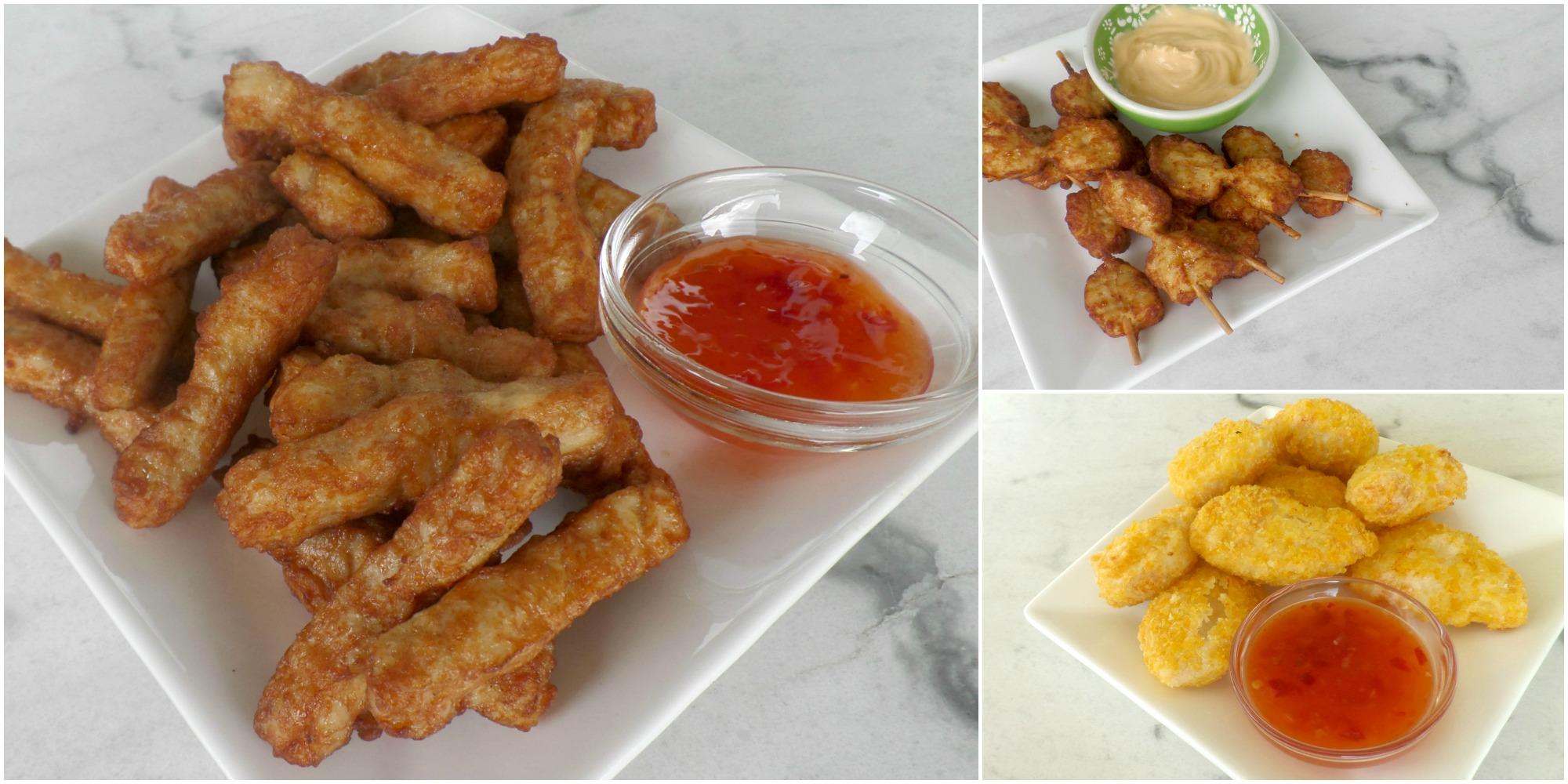 Glutenvrije Tips | Hapjes uit de airfryer #3