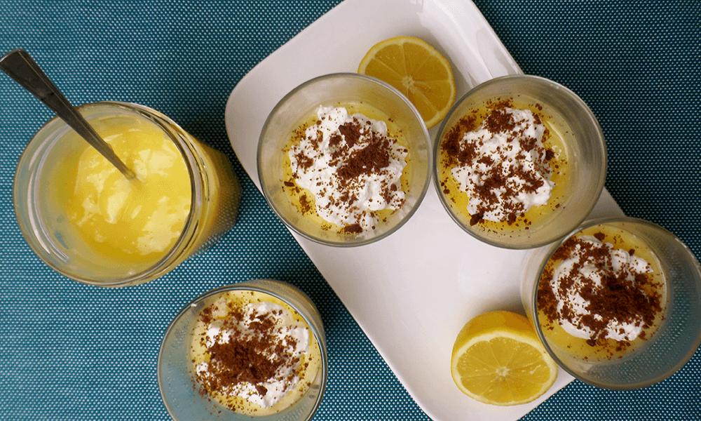 Recept | Cheesecake dessert met Lemon Curd – Paasspecial