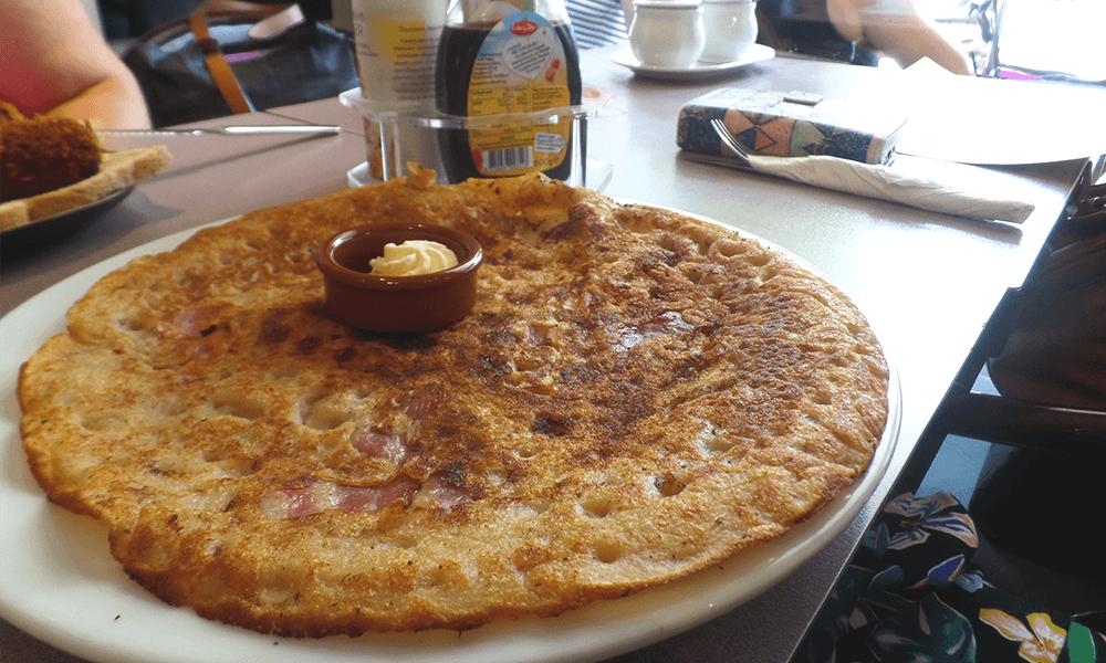 Glutenvrij op Pad | Brasserie Bernard in Bergen op Zoom