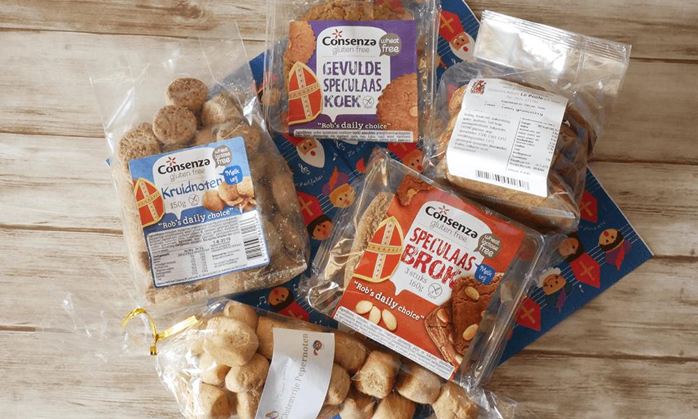 Glutenvrije Tips | Sinterklaas bij Compleet Glutenvrij + Winactie!