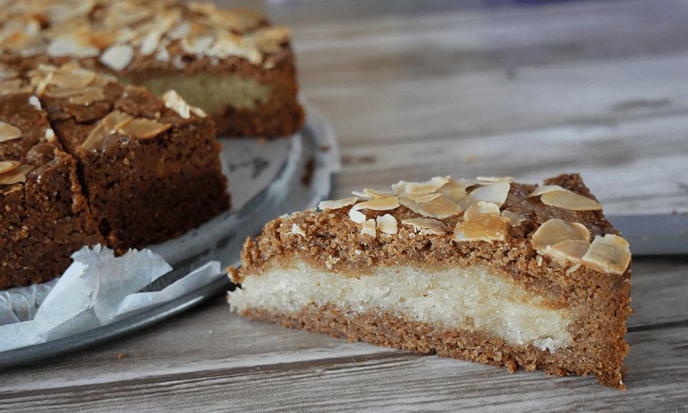 Recept | Glutenvrije gevulde speculaas (Makkelijk!)