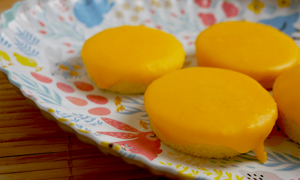 Recept | Glutenvrije Gele Koeken