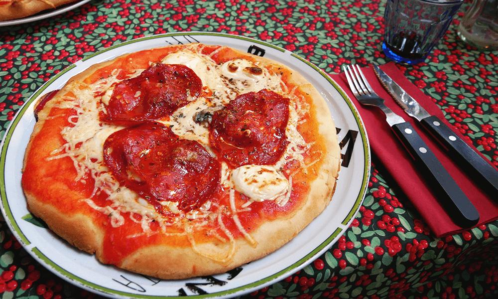 Glutenvrije pizza's bij Piccola Italia in Dordrecht | Glutenvrij op Pad