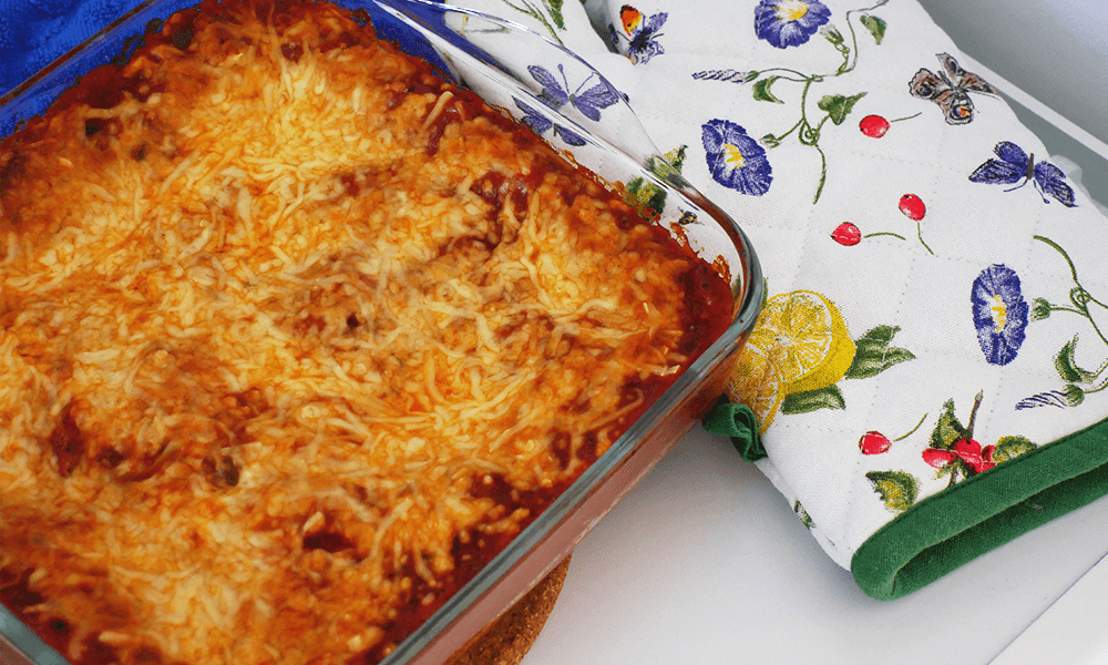 Recept | Glutenvrije Lasagne