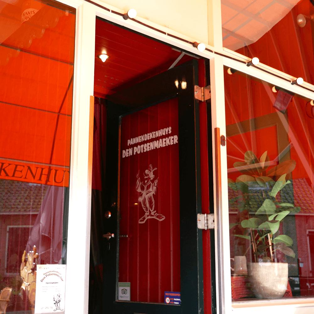 Pannekoekenhuys Den Potsenmaeker in Amersfoort