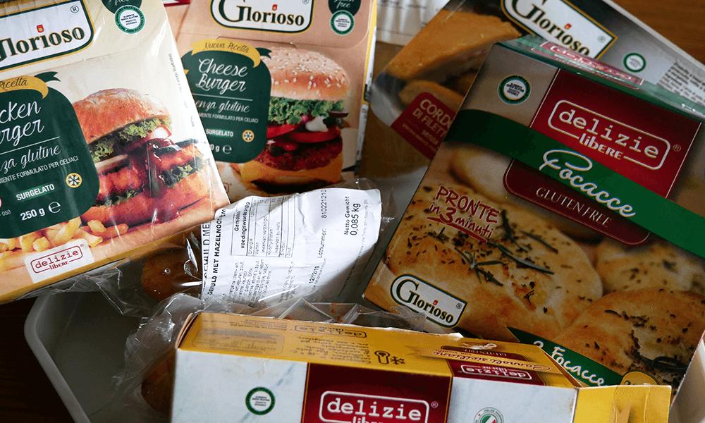 Glutenvrije diepvriesproducten van Italian Market | Glutenvrije Tips