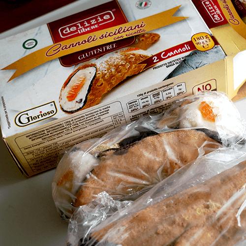 Glutenvrije diepvriesproducten