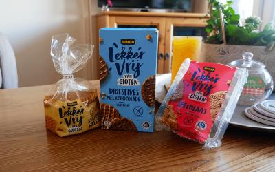 NIEUW! Jumbo start met Lekker Vrij van Gluten lijn! | Glutenvrije Tips