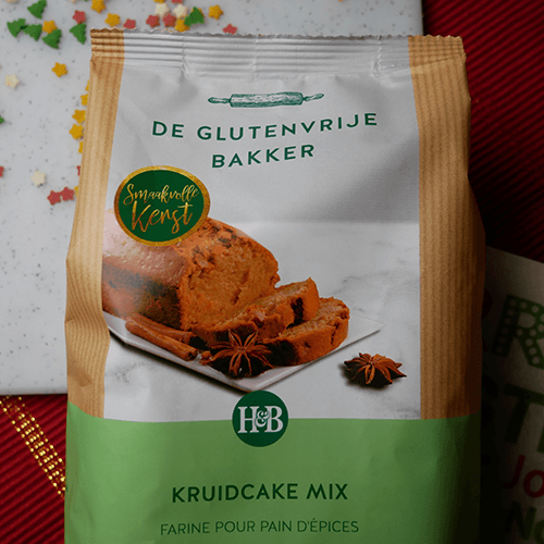 Glutenvrije kruidencake