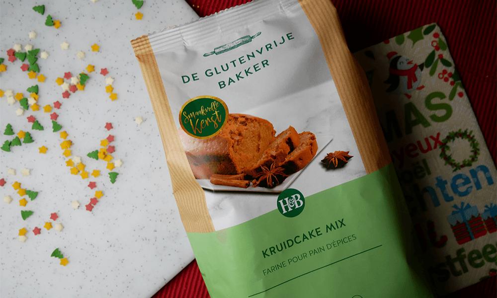 Glutenvrije kruidcake van Holland & Barrett | Glutenvrije Tips