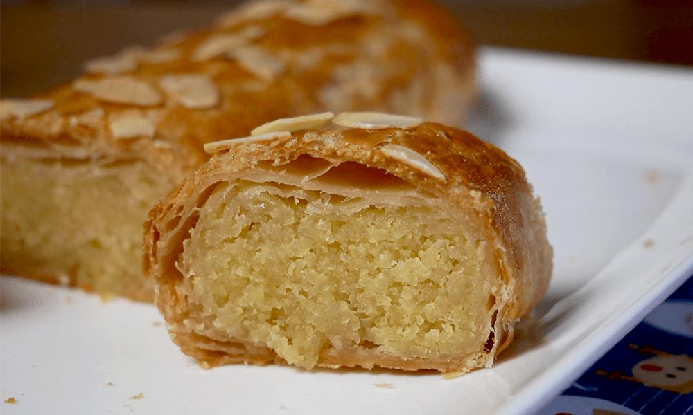 Recept | Glutenvrije Banketstaaf