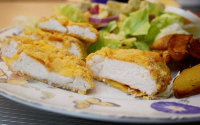 Recept | Glutenvrije krokante kip uit de oven