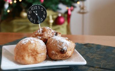 Glutenvrije Oliebollen van Happy Bakers | Glutenvrije Tips