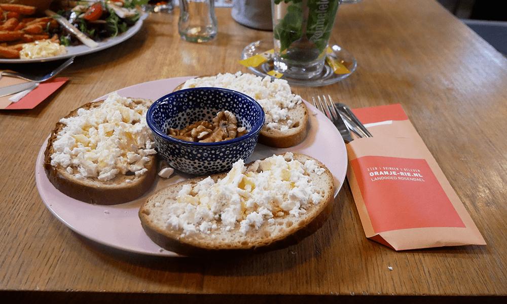 Glutenvrij lunchen bij Kasteelcafe De Zalmen in Kasteel Doorwerth | Glutenvrij op Pad