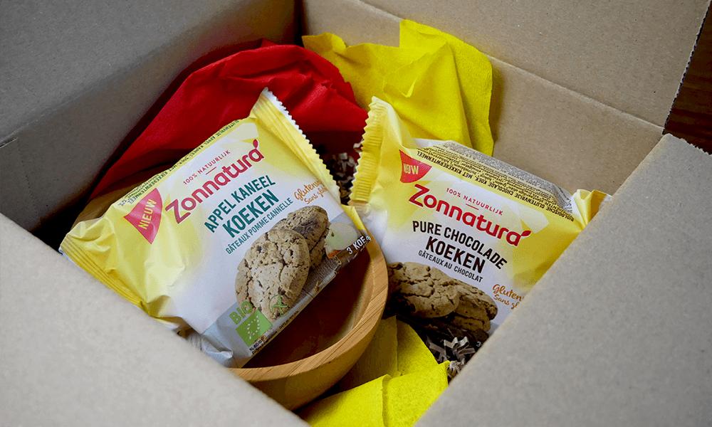 NIEUW! Glutenvrije koeken van Zonnatura | Glutenvrije Tips