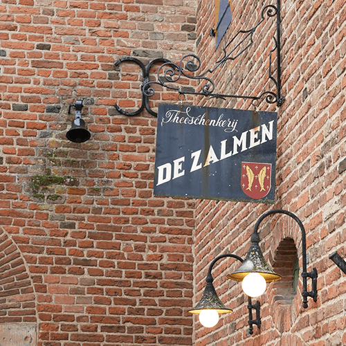 Kasteelcafé de Zalmen