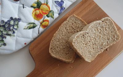 Glutenvrije Haverbroodmix van de Glutenvrije Bakker | Glutenvrije Tips
