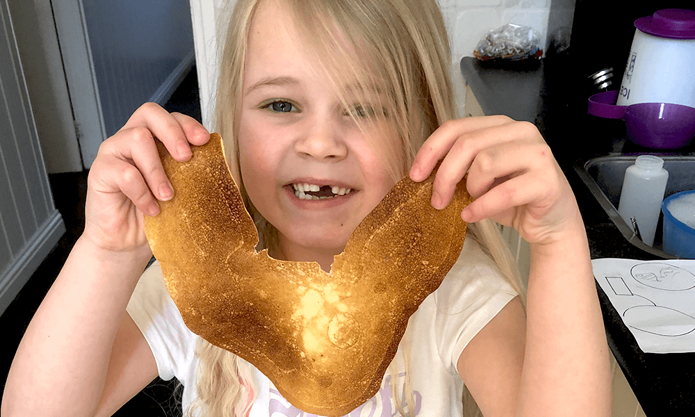 Ivy (7) heeft Coeliakie en is 'to cool for gluten!' | Diagnose verhaal