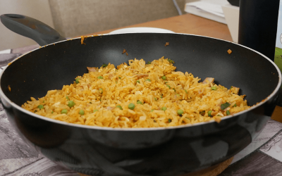 Recept | Glutenvrije nasi