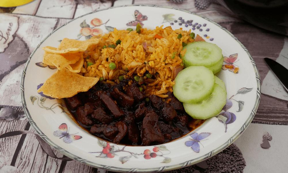Glutenvrije Babi Ketjap