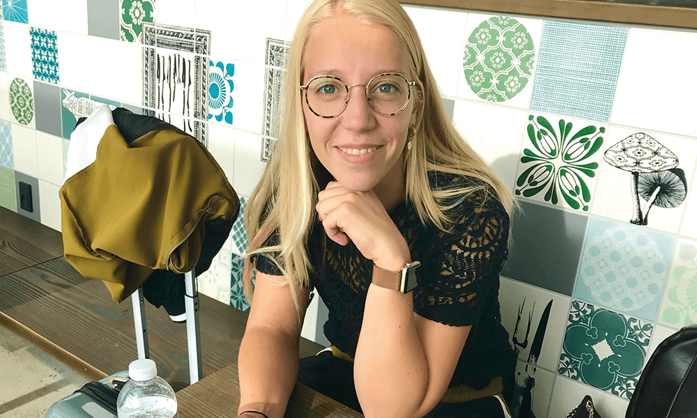 Ilke (24) ontdekte nieuwe smaken door de glutenintolerantie | Diagnose Verhaal