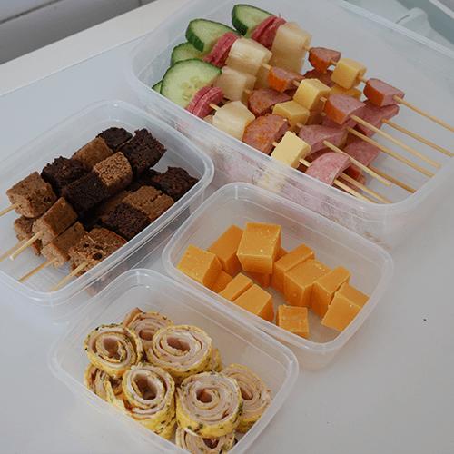 Glutenvrije Picknick