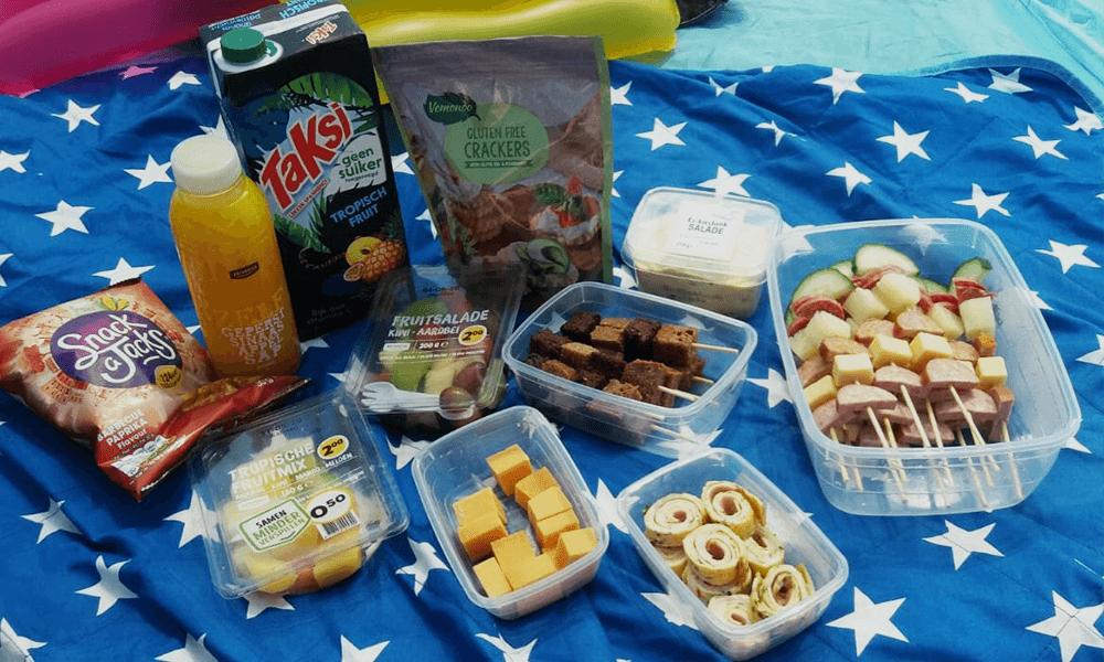 Inspiratie voor een Glutenvrije Picknick #1 | Glutenvrije Tips