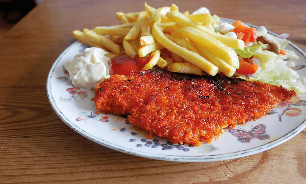 Glutenvrije kipschnitzel van de ALDI | Glutenvrije Tips