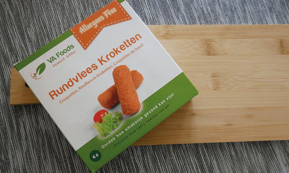 Glutenvrije Kroketten uit de Airfryer van VA Foods | Glutenvrije Tips