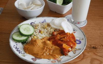 Geniet van de glutenvrije afhaalchinees van de Aldi (Oriental Delight) | Glutenvrije Tips