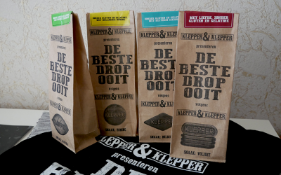 Glutenvrije drop van Klepper & Klepper (review) | Glutenvrije tips
