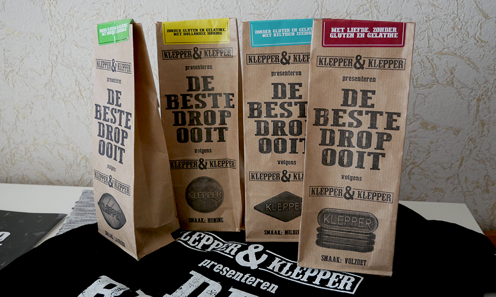 Glutenvrije drop van Klepper & Klepper (review) | Glutenvrije tips