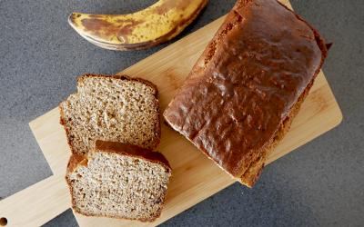 Glutenvrije Bananenbrood (Basisrecept) | Recept