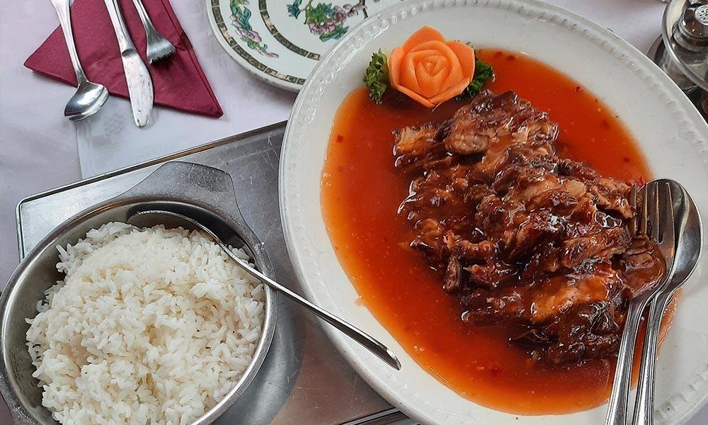 Glutenvrije Babi Pangang bij Kota Radja in Heelsum   Glutenvrij op Pad