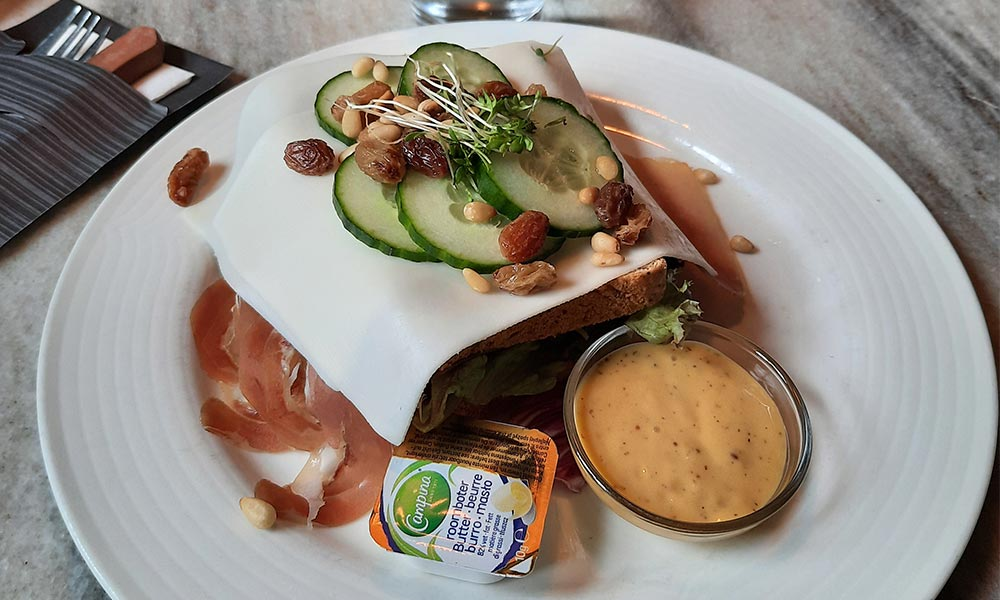 Glutenvrije lunch in Arnhem