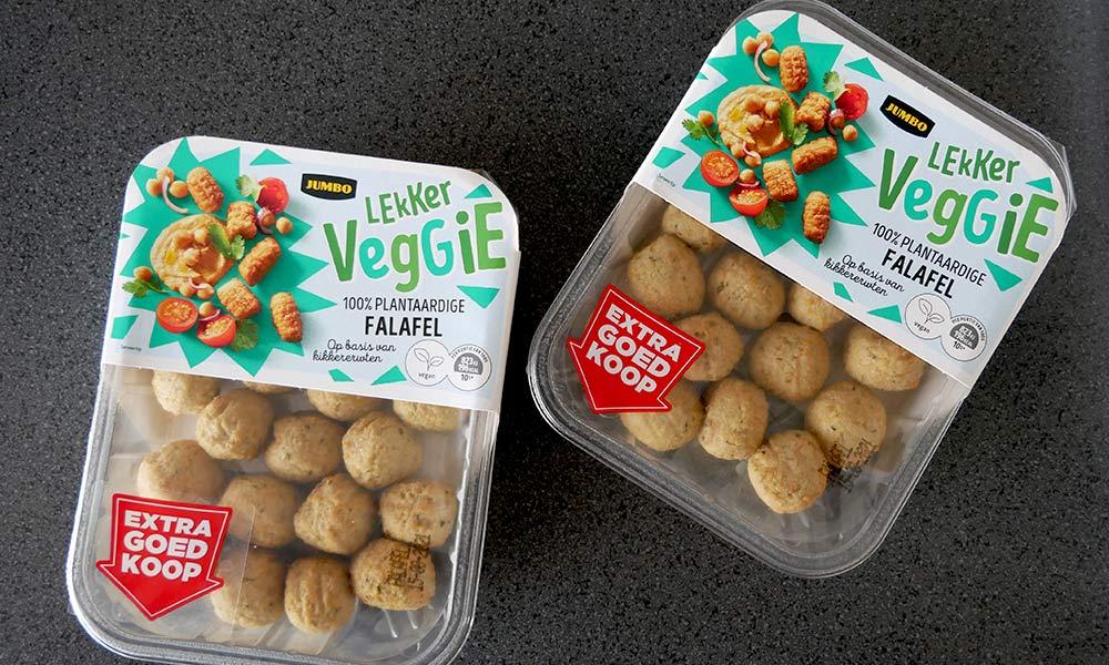 Glutenvrije Falafel